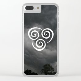 Air Nomads Clear iPhone Case