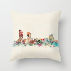 grand rapids michigan Throw Pillow