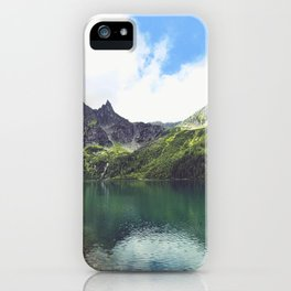 Eye of the Sea iPhone Case