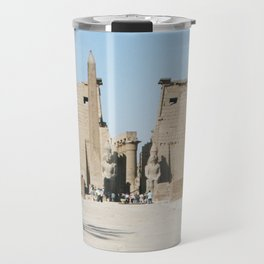 Temple of Luxor, no. 11 Travel Mug
