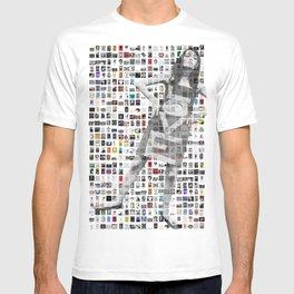 LOVE Mosaic T-shirt