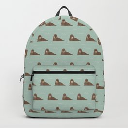 Walrus party Backpack