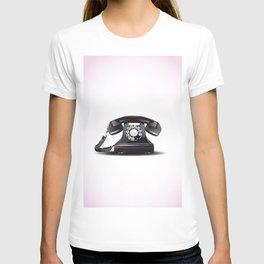 Vintage bakelite telephone T-shirt