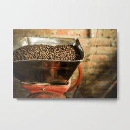 fresh roast Metal Print