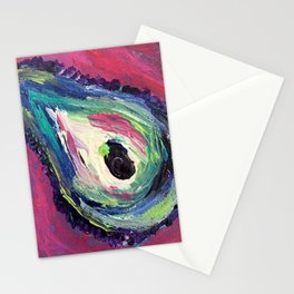 Impressionistic Oyster #1 Stationery Cards