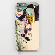 Vintage Vespa ♥ Slim Case iPhone 6s