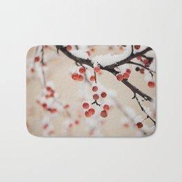 Winterberry Bath Mat