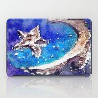 ouija iPad Cases featuring Ouija Island by JayKay