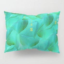 Under water gg Pillow Sham