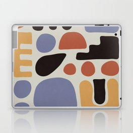 Shapes & Colors Laptop & iPad Skin