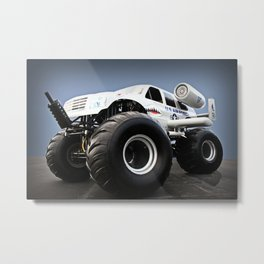 Big Boy Toy Metal Print