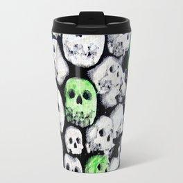 SKULL, by Ludo Travel Mug