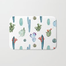 tropical forever Bath Mat