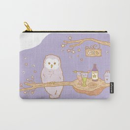The Owl's bar Carry-All Pouch