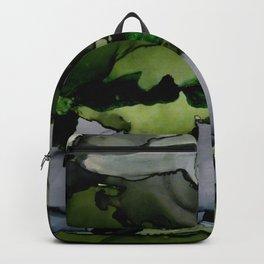 Stormy landscape Backpack