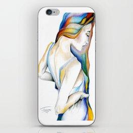Rebirth by J Namerow iPhone Skin