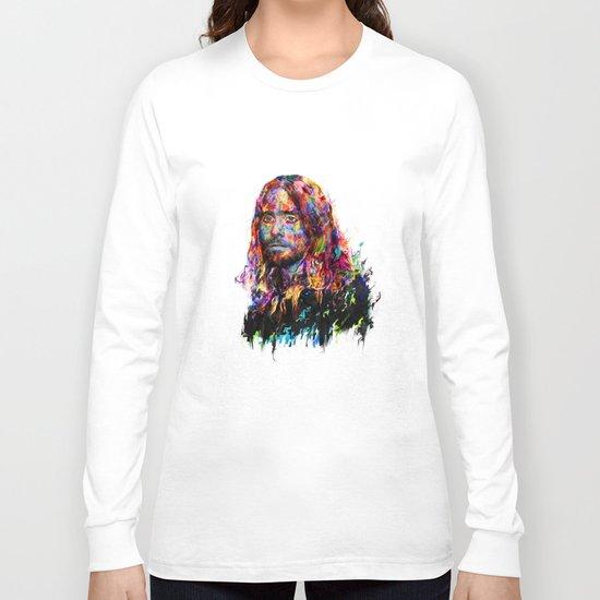 Jared Leto Long Sleeve T-shirt