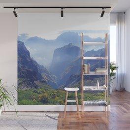 Blue Mountains Wall Mural