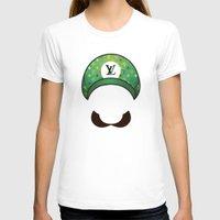 luigi T-shirts featuring Luigi Vuitton by Sam Pea
