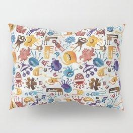 Critter Pattern 3 Pillow Sham