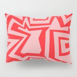 Ice Pink - Coral Reef Series 011 Pillow Sham