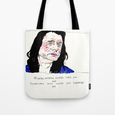 Notorious W.I.S.E.A.U Tote Bag