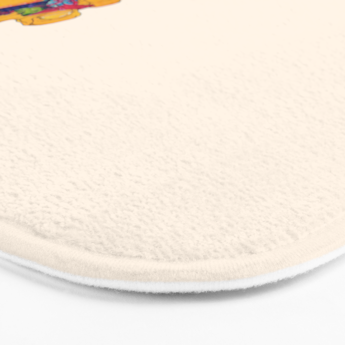 I HAVE THE POWER Bath Mat