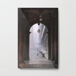 Portal Metal Print