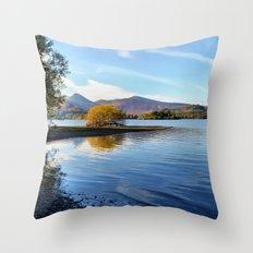 Derwent Water Throw Pillow