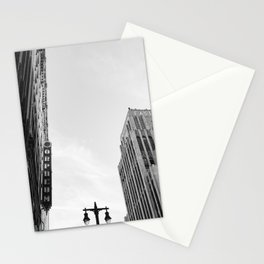 Downtown Los Angeles III Stationery Cards