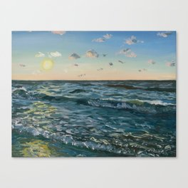 Pinery #4 Canvas Print