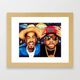 OutKast4Ever Framed Art Print