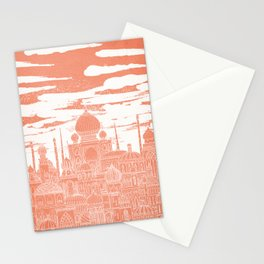 Venus Celestial City Stationery Cards