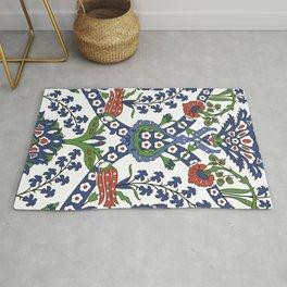 Iznik — Turkish pattern 14 Rug