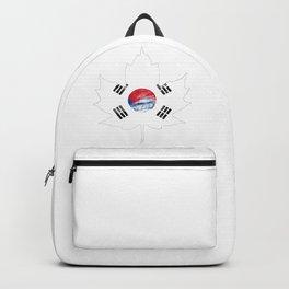 Korea/Canada Backpack