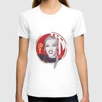 cassandra jean T-shirts featuring Jean by Yasin IŞIK