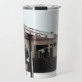 Within The Darkest Parts Of The Day Travel Mug