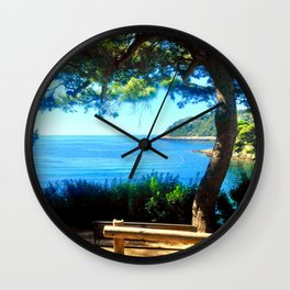 Love View Wall Clock