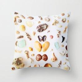Tiny Horsey Throw Pillow