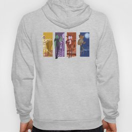 The League of the Classic Monsters Hoody
