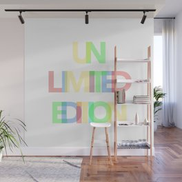 Unlimited Edition Wall Mural