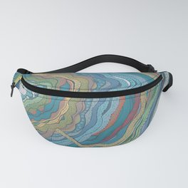 Frequencies Fanny Pack