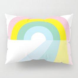 Life is a journey, Enjoy the Pride! #rainbow #Pride #lifestyle Pillow Sham