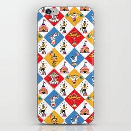 Baby Circus iPhone Skin