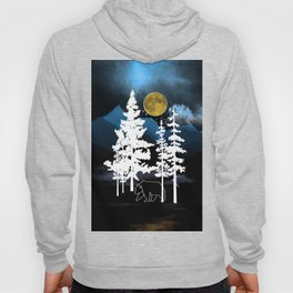 Full Moon Rising II Hoody