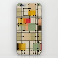 bedding iPhone & iPod Skins featuring embrace uncertainty by spinL