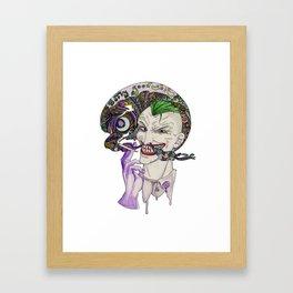 toker Framed Art Print