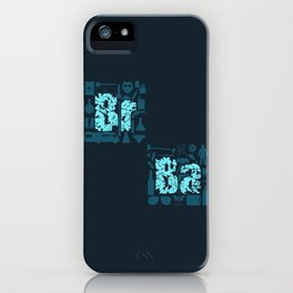 Br Ba iPhone Case