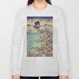 Watching Kukuyediyo Long Sleeve T-shirt