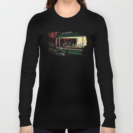 Nightwalkers Long Sleeve T-shirt